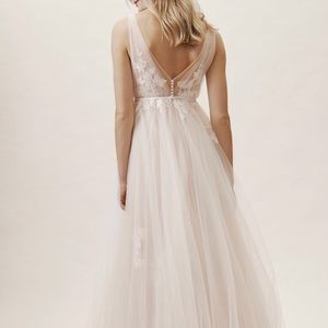BHLDN BRAND NEW RICARDA WEDDING GOWN